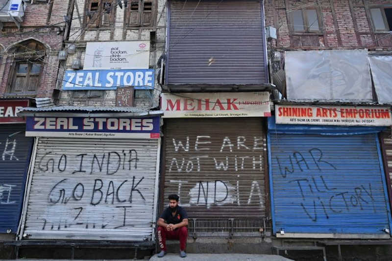 Prime Minister Narendra Modi in August revoked the autonomous status of Jammu and Kashmir, which had been India's only Muslim-majority state, fulfilling a long-held goal of his Hindu nationalist movement Prime Minister Narendra Modi in August revoked the autonomous status of Jammu and Kashmir, which had been India's only Muslim-majority state, fulfilling a long-held goal of his Hindu nationalist movement