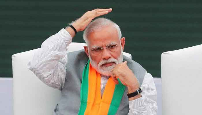 A Houston court on Thursday issued summons against Indian Prime Minister Narendra Modi for committing human rights violations in occupied Kashmir just days ahead of a massive rally he is scheduled to address in the city.